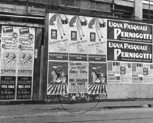 Uno sguardo dal ponte di Arthur Miller. Regia di Luchino Visconti. Con Ilaria Occhini, Corrado Pani, Marcello Giorda. 1958