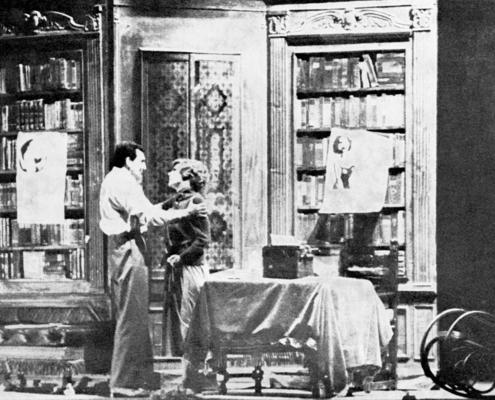Strano interludio di Eugene O'Neil. Regia di Giancarlo Sbragia. Con Valentina Fortunato, Luigi Vannucchi, Ivo Garrani, Gianna Piaz. 1971.