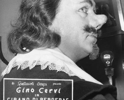 Foto private della biografia di Sergio Fantoni 1953 Cyrano de Bergerac di Edmond Rostand. Regia di Raimond Rouleau. Con Gino Cervi, Edda Albertini, Paolo Carlini, Tino Buazzelli, Dina Sassoli. 1953.