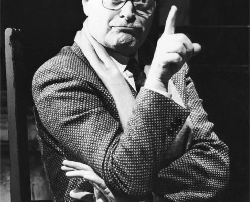 I cinque sensi di Luigi Squarzina. Regia di Luigi Squarzina. 1986.