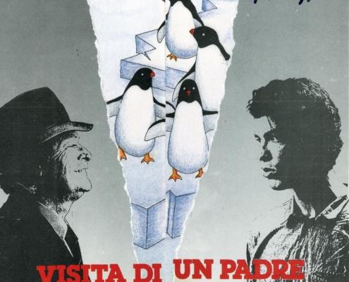 Visita di un padre a suo figlio di Jean-Louis Bourdon. Regia di Sergio Fantoni. Con Alessandro Gasman. 1990.