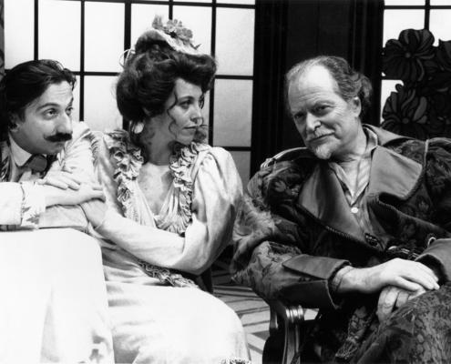 1996. Dal matrimonio al divorzio di Georges Feydeau. Regia di Sergio Fantoni.